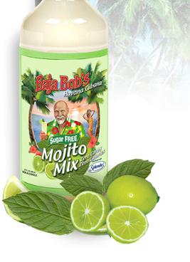 Baja Bobs Low Carb Havana Cabana Mojito Mix