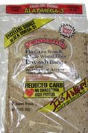 Joseph's Bakery Low Carb Bread Flax Oat Lavash