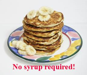 Dixie Diners Low Carb  Banana Supreme Pancake Mix