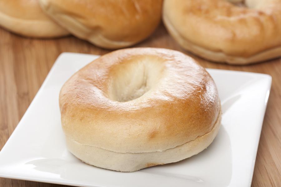 Great Low Carb Plain Bagels 6 Bags 65 Calorie Version (Saves $1.00 per bag!)