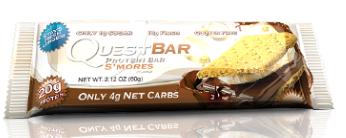 Quest Bar Low Carb Smores  Bar