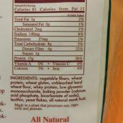 dixieallpurposeflournutritional