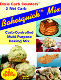 Dixie Diners Low Carb Bakesquick Mix