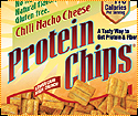 Kays Naturals Low Carb Chili Nacho Cheese protein chips 1.5 oz