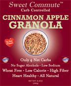 Dixie Diners Low Carb Cinnamon Apple Granola