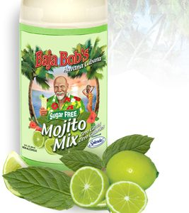 Baja Bobs Low Carb Havana Cabana Mojito Mix