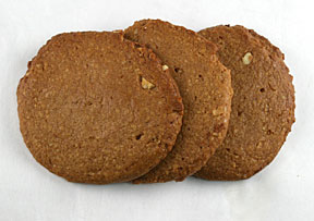 Dixie Diners Low Carb Orange Ginger Chocolate Cookies 12 Pack