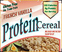 Kays Naturals Low Carb French Vanilla Cereal