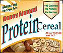 Kays Naturals Low Carb Honey Almond Cereal