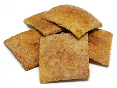 Dixie Diners Low Carb Sweet Cinnamon Pita Chips 4oz Bag