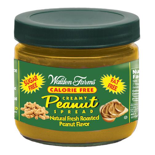 Walden Farms Low Carb/Low Cal Creamy Peanut Spread