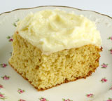 Dixie Diners Low Carb Yellow Snackin' Cake mix w/ Frosting Mix