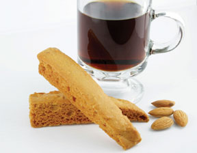 Dixie Diners Low Carb Almond Biscotti