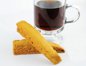 Dixie Diners Low Carb Lemon Biscotti