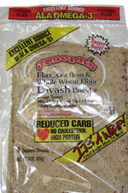 Joseph's Bakery Low Carb Bread Flax Oat Lavash