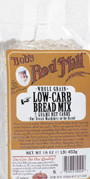 Bobs Red Mill Low Carb Bread mix
