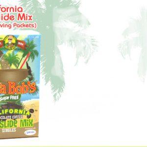 Baja Bobs Low Carb California Mudslide Powdered Mix 10 Singles