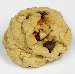 Dixie Diners Low Carb Chocolate Chip Pecan Mini Cookies