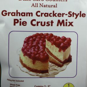 Dixie Diners Low Carb Graham Cracker Pie Crust Mix