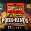 Lowrey's Bacon Curl Microwave Pork Rinds Original