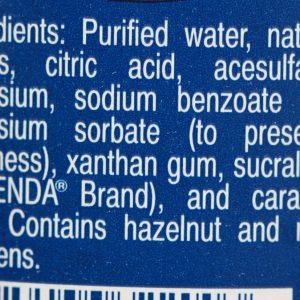 Torani Sugar Free Hazelnut Syrup 25.4oz