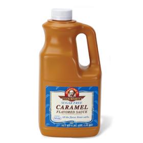 Davinci Sugar Free Caramel Sauce 1/2 Gallon