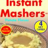 Dixie Diners Low Carb Cheddar & Bacon Instant Mashers mix