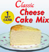 Dixie Diners Low Carb Cheesecake Mix 2 pack special