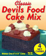 Dixie Diners Low Carb Devils Food Cake Mix
