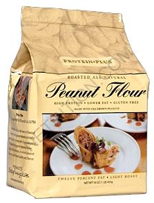 Protein Plus Peanut Flour 1LB bag