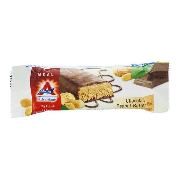 Atkins Advantage Chocolate Peanutbutter Bar Box of 5