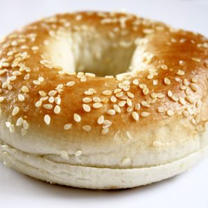 Great Low Carb Sesame Bagels