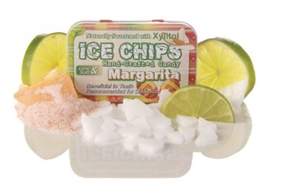Ice Chips Sugar Free Margarita Xylitol chips