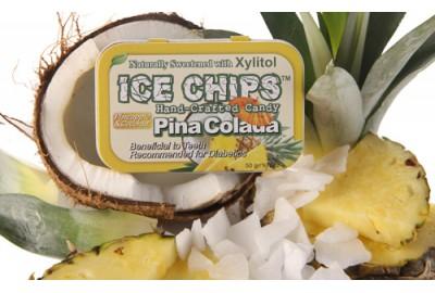 Ice Chips Sugar Free Pina Colada Xylitol chips