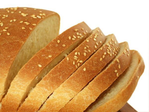 Great Low Carb Sesame Bread