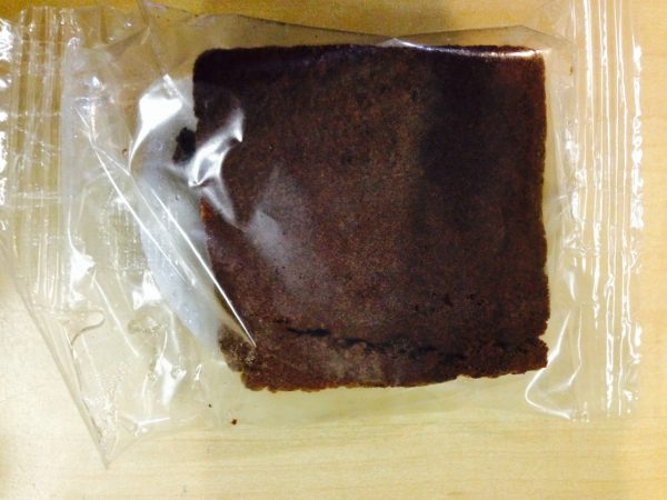 Great Low Carb Low Fat Chocolate Brownie