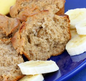 Great Low Carb Low Fat Banana Muffin 2oz
