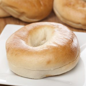 Great Low Carb Plain Bagels 6 Bags 65 Calorie Version (Saves $1.00 per bag!)