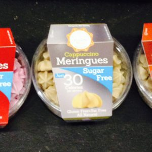 Krunchy Melts Sugar Free Meringues Chocolate 2 oz.