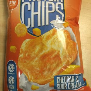 Quest Protein Chips Sour Cream and Cheddar 32g Bag