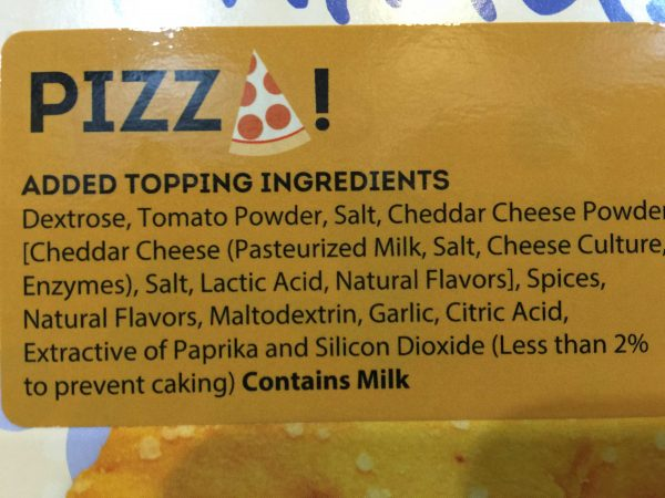 Dixie Diners Low Carb Pizza Crust Mix