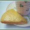 Dixie Diners Sugar Free Ready Made Glazed Scones Vanilla Almond