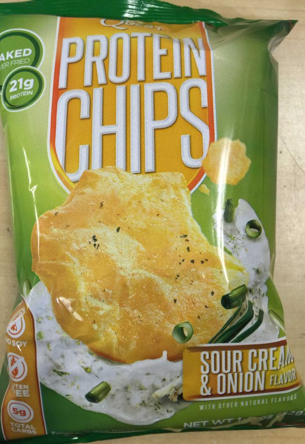 Quest Protein Chips Sour Cream & Onion 32g