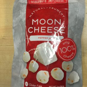 Moon Cheese Pepperjack Flavor 2oz Bag