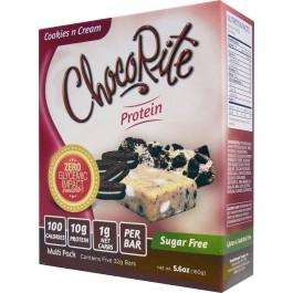 Chocorite Low Carb Cookies N Cream 5 Bars