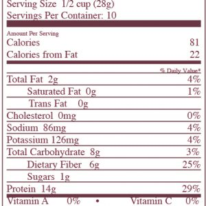 Dixie Diners Low Carb  Cocoa Smaps Cereal 10oz bag