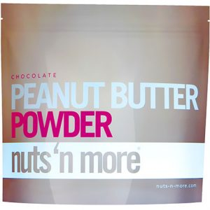 Nuts N More Powdered Chocolate Peanut Butter 10oz