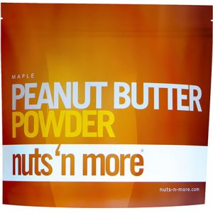 Nuts N More Powdered Maple Peanut Butter 10oz