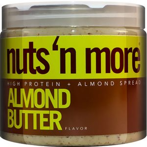 Nuts n More High Protein Almond Butter 16oz