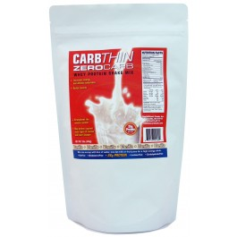 Carbthin Zero Carb Whey Protein Vanilla Shake Mix 1lb
